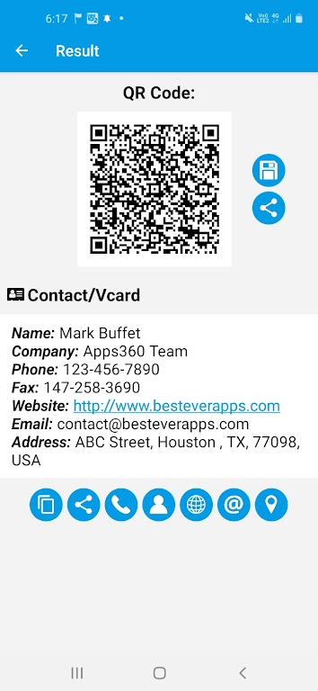 QR and Barcode Scanner PRO  poster 1