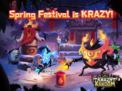 Krazy Kakoom 1.1.33 screenshots 8