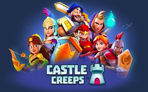 Castle Creeps TD - Epic tower defense 1.50.0 Screenshots 18