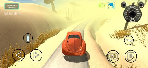 Extreme Offroad Simulator - Car Driving 2020  screenshots 4
