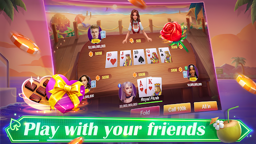 Poker Journey-Texas Hold'em Free Game Online Card 1.007 screenshots 4