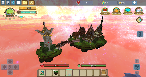 Sky Block apkpoly screenshots 1