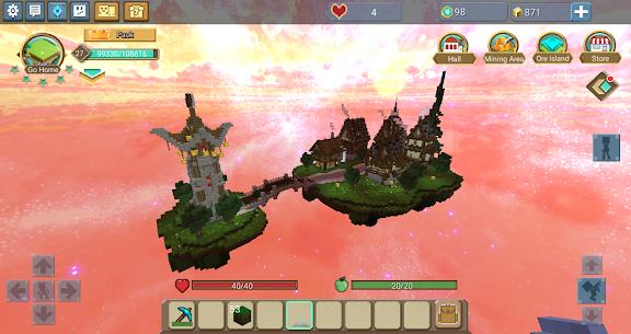 Sky Block 1