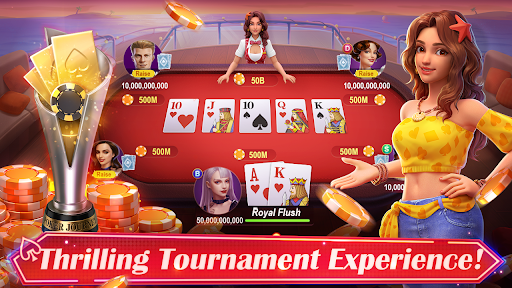 Poker Journey-Texas Hold'em Free Online  Card Game modavailable screenshots 5