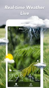 Weather Forecast - Live Weather & Radar & Widgets 1.69.0 Screenshots 1