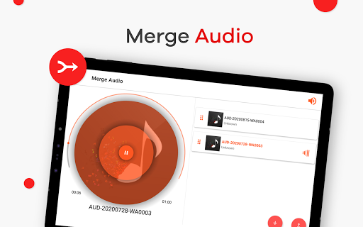 AudioLab ud83cudfb5 Audio Editor Recorder & Ringtone Maker 1.1.6 Screenshots 18