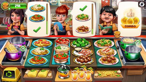 Cooking Team - Chef's Roger Restaurant Games screenshots 3