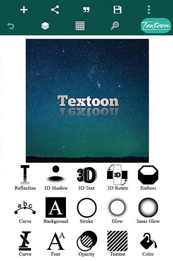 Textoon - 3D Text on photo Text over photo 23.0 Screenshots 7