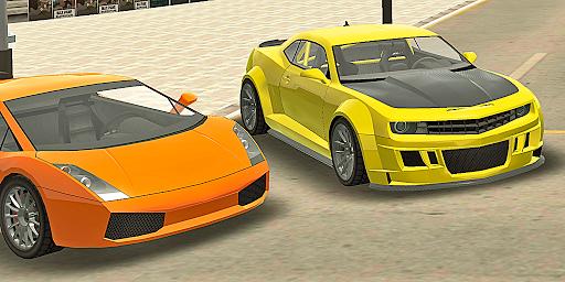 drift car games - drifting games simulator racing screenshot 2
