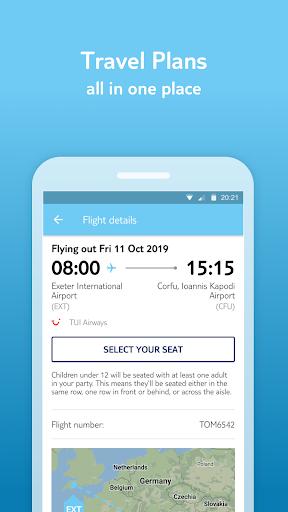 TUI Holidays & Travel App: Hotels, Flights, Cruise modavailable screenshots 5