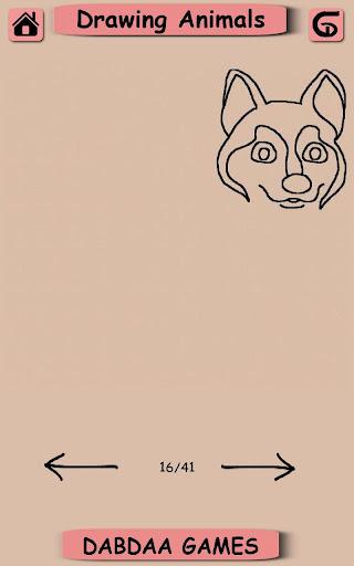 Drawing Animals - Lets Draw Animals  Screenshots 6