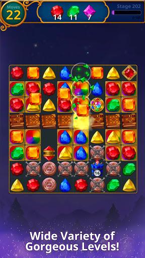 Jewels Magic: Mystery Match3  Screenshots 5