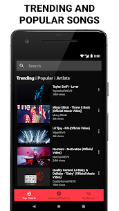 Free Music & Videos – Music Player for YouTube 1