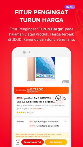 JD.ID Your Online Shopping Mall android2mod screenshots 4