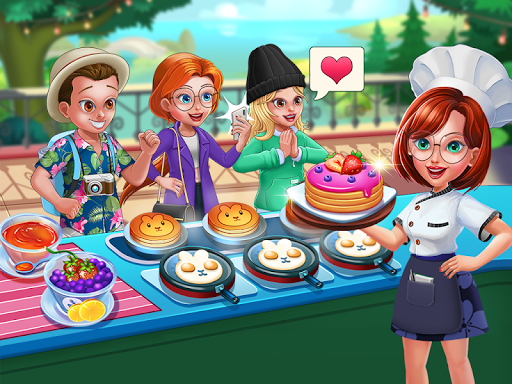 Cooking World: Diary Cooking Games for Girls City 2.1.3 Screenshots 3