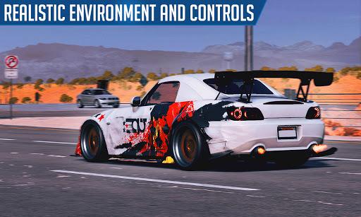 Drifting and Driving Simulator: Honda Civic Game 2 2.0 screenshots 3