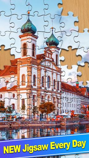 ColorPlanet® Jigsaw Puzzle HD Classic Games Free 1.0.4 screenshots 1