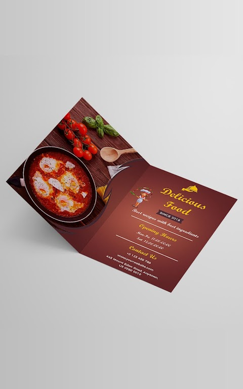 Brochure Maker - Pamphlets, Infographics, Catalog  poster 17