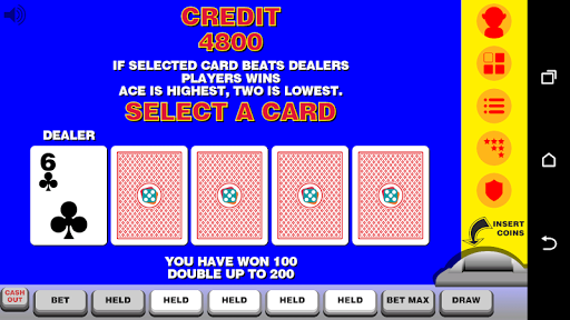Video Poker with Double Up 12.094 Screenshots 3