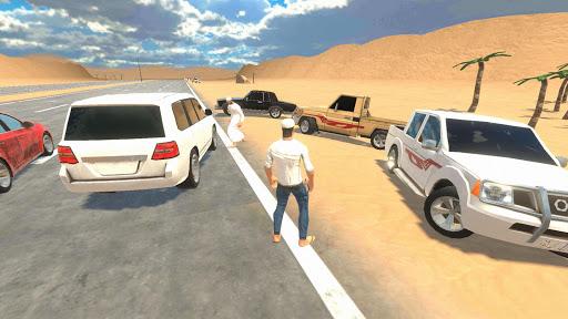 Highway Drifter modiapk screenshots 1