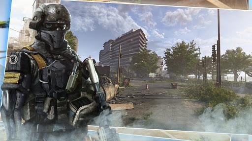 FPS Commando Strike 3D: New Games 2021: Fun Games android2mod screenshots 7