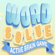 WORD SOLVE: Active Brain Game