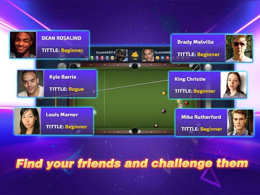 Code Triche 8 Ball Bar mod apk screenshots 5