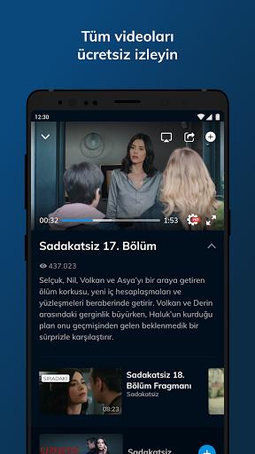 Kanal D apktram screenshots 3