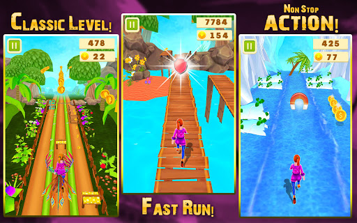 Royal Princess Island Run - Princess Runner Games 3.8 screenshots 5