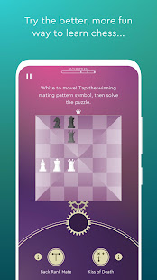 Magnus Trainer - Learn & Train Chess A2.5.6 Screenshots 1