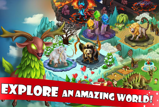 monster battle screenshot 2