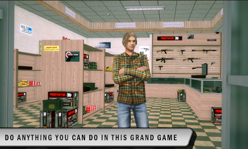 Vegas Gangster City 1.0.3 Mod APK Download 3