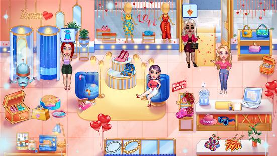 エマの旅:ファッションショップ