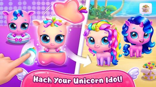 Kpopsies – Hatch Your Unicorn Idol Full Egitici Oyun İndir 4