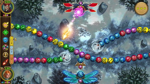 Marble Duel-orbs match 3 & PvP duel games screenshots 1