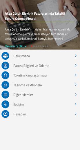 Aksa Elektrik screenshot 1