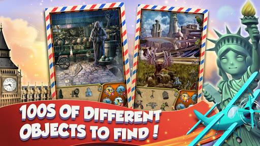 Hidden Objects World Tour - Search and Find apktram screenshots 9