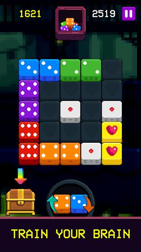 Dice Merge Color Puzzle apkpoly screenshots 3