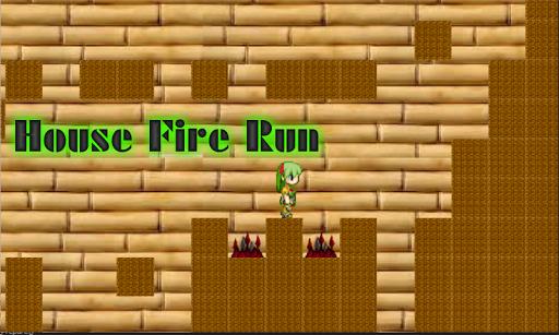 house fire run screenshot 1