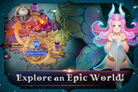 AFK Arena Mod APK – [Unlimited Diamonds, Heroes, & Free Cards] 7
