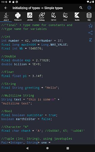Code Recipes screenshots 9