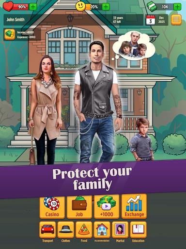 Mafia Boss: Money & Business Life Simulator Game apktram screenshots 5
