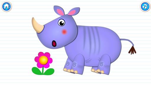 Bini Super ABC! Preschool Learning Games for Kids!  screenshots 8