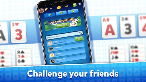 GamePoint BattleSolitaire  screenshots 2