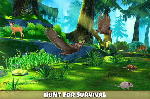 Wild Owl Bird Family Survival: Bird Simulator 3.0 screenshots 6