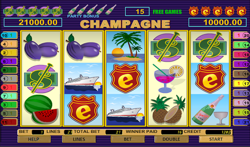 Champagne Slot 1.1.5 screenshots 4