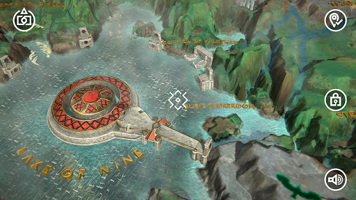 God of War | Mimiru2019s Vision 1.3 com.playstation.mimirsvision apkmod.id 3