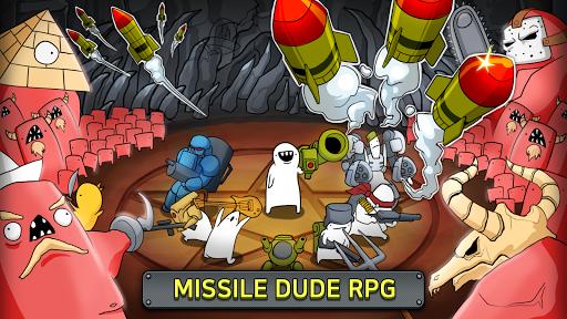 [VIP]Missile Dude RPG : Offline tap tap hero  screenshots 1