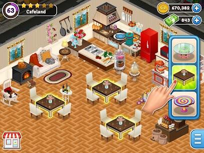 Cafeland : World Kitchen Mod Android 3