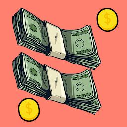 Comptage d'argent des enfants